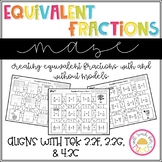 Equivalent Fractions 3.3F 3.3G 4.3C