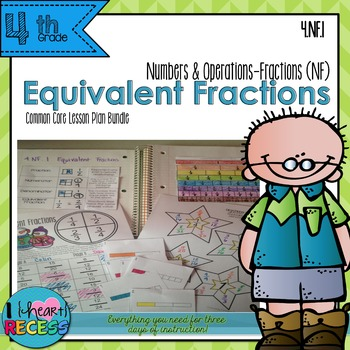 Equivalent Fractions 4.NF.1