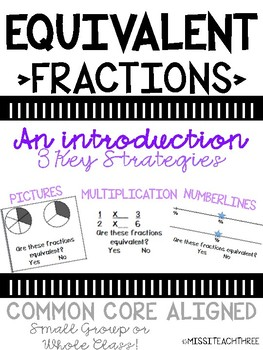 Equivalent Fractions - An Introduction