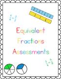 Equivalent Fractions Assessment