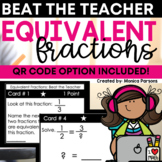 Equivalent Fractions Game - Beat the Teacher!