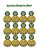 Equivalent Fractions (Denominators 1-8) Grade 5  Ducks in a Row Game!