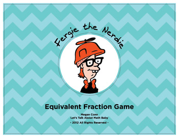 Equivalent Fractions - Fergie The Nerdie