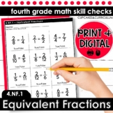 Equivalent Fractions   Fourth Grade Math 4.NF.1