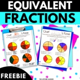 Equivalent Fractions Freebie