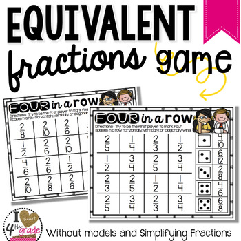 Equivalent Fractions Game