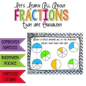 Equivalent Fractions - Google