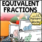 Equivalent Fractions Hands On Task Cards