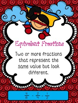 Equivalent Fractions In Action