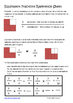 Equivalent Fractions Lesson for Interactive Math Notebooks