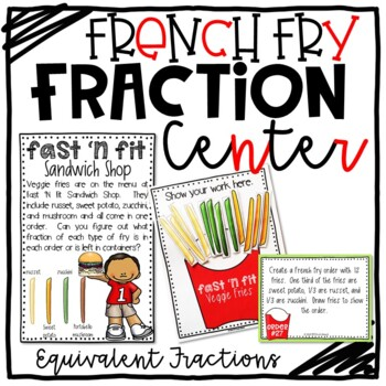Equivalent Fractions Center