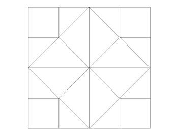 Equivalent Fractions Activity/ Foldable (SCOOT Unit Review Quiz Game)