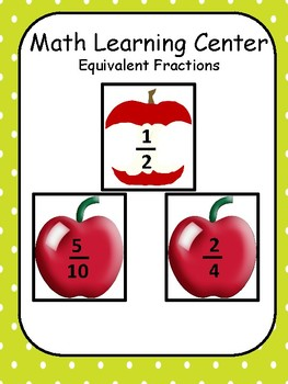 Equivalent Fractions - Math Learning Center