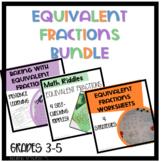 Equivalent Fractions Mini Bundle