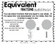 Equivalent Fractions: Interactive Notes, Guided Practice, Assessment, Task Cards