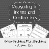 Measuring Inches and Centimeters