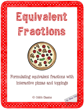 Equivalent Fractions-Pizza