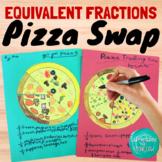 Equivalent Fractions Pizza Swap Activity