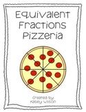 Equivalent Fractions Pizzeria Common Core Aligned