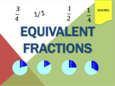 Equivalent Fractions PowerPoint Introduction