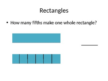Equivalent Fractions Powerpoint (Freebie)