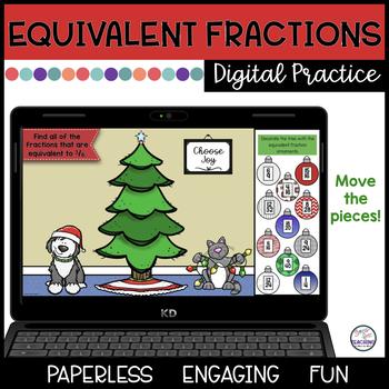 Equivalent Fractions Practice