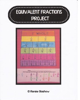 Equivalent Fractions Project