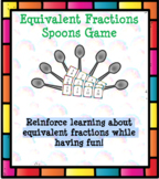 Equivalent Fractions Spoons