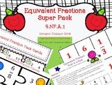 Equivalent Fractions Super Pack