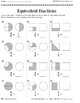 Equivalent Fractions (Take It to Your Seat Centers Common Core Math)