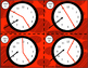 Equivalent Fractions Thinking with Analog Clocks