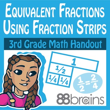 Equivalent Fractions pgs. 13 - 14 (Common Core)