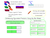 Equivalent Fractions Using the Bar Model