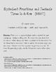 Equivalent Fractions and Decimals BINGO
