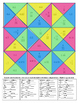 Equivalent Fractions and Decimals ~ Conversion Puzzle