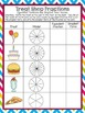 Equivalent Fractions and Simplest Form Math Center Activity
