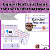 Equivalent Fractions for the Digital Classroom
