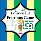 Equivalent Fractions Game - Intermediate