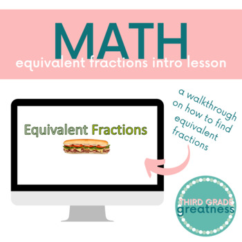 Equivalent Fractions intro Lesson