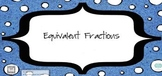 Equivalent Fractions using Models and Numbers