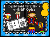 Equivalent Fractions with QR Codes