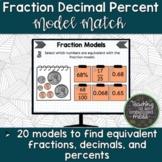 Equivalent Number Models Digital & Paper-Equivalent Fracti