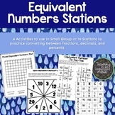 Equivalent Numbers Converting Fraction Decimal Percent Sta