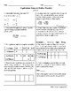 Equivalent Rates and Ratios Practice