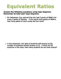 Equivalent Ratio Practice (Eureka Lesson 5)