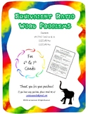 Equivalent Ratios Word Problems Matching Activity