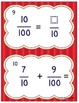 Equivalent and Adding Fractions Denominators 10 and 100 Task Cards- Set of 28
