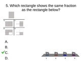 Equivalent and Comparing Fractions, Prime/ Composite Turni
