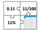Fraction, Decimal and Percents Equivalents Puzzle