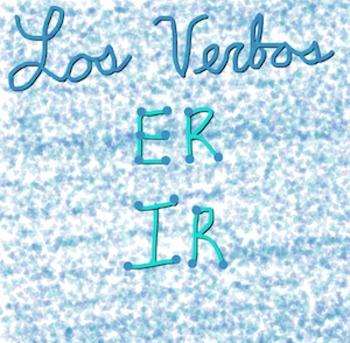 Er & Ir Verb Match